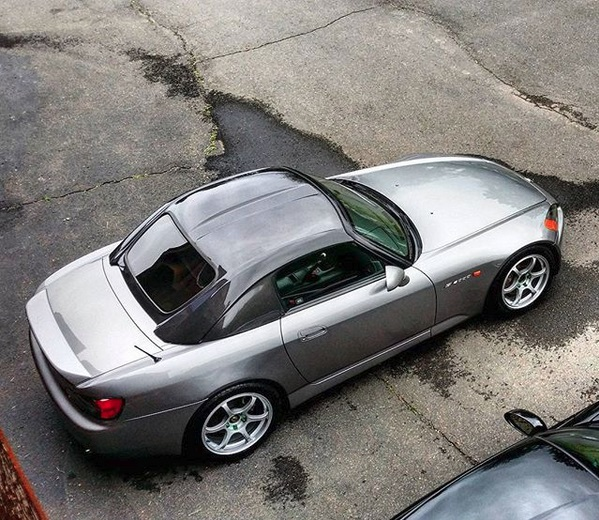 S2000 Roof